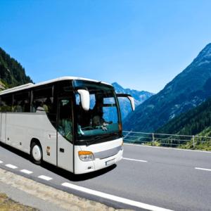 Кузов автобуса: устройство, типы, компоновка