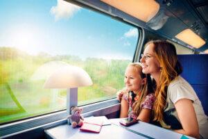 Поездка с ребенком на автобусе