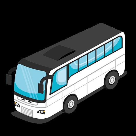 автобус в абхазии
